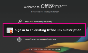 Install Office for Mac - Step 5