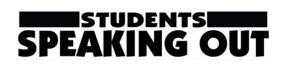 Students Speak Out Logo