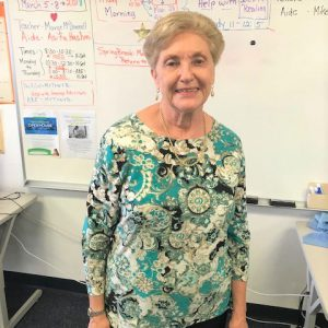 Margaret McDonnell - Escondido Adult School