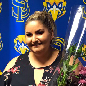 Rienda Lievanos, EUHSD Classified Employee of the Year, San Pasqual High School