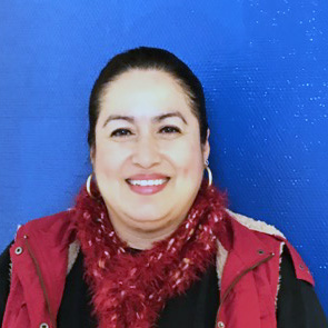 Socorro Arroyo, EUHSD Classified Employee of the Year, Orange Glen High School