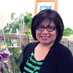 Sonia Lopez, EUHSD Classified Employee of the Year, Escondido Adult School
