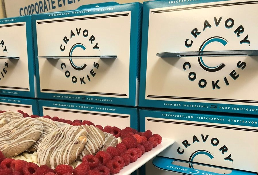 OGHS Culinary Arts Students Create Cravory Cookies