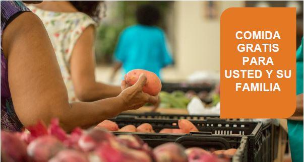 Feeding San Diego Programa de verano gratuito de comestibles