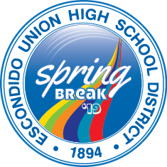 Spring Break 2019 – No School