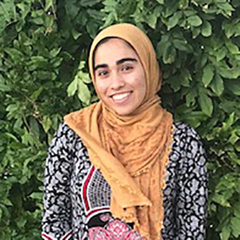 Mona Miraftab, 2018-19 EUHSD Student Board Member
