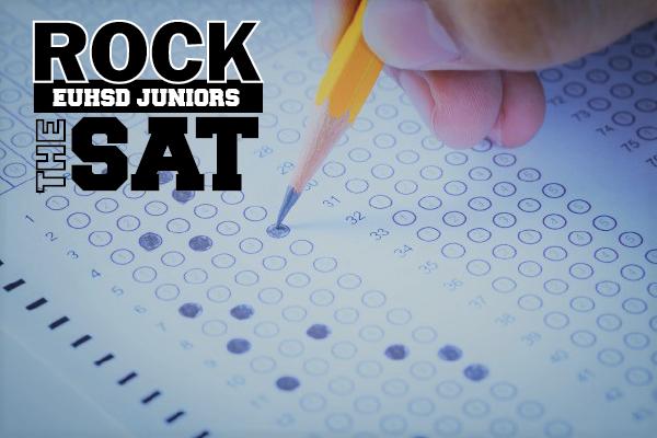 Free SAT Test Prep for EUHSD Juniors