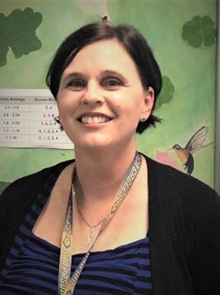 2019 EUHSD Teacher of the Year - Becky McKinney
